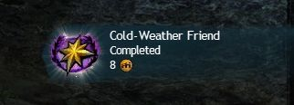 Cold-Weather Friend