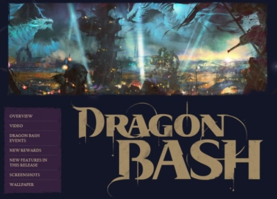 Dragon bash