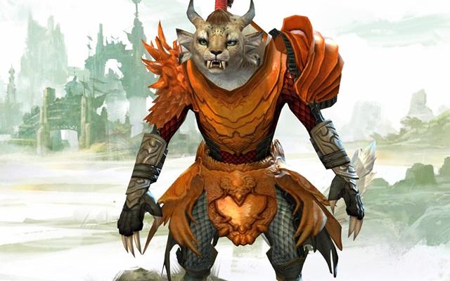 Asuka Cachat (Charr - Warrior)