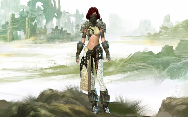 Asuka Langley (Human - Thief)