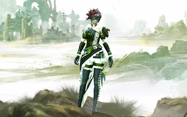 Asuka Necochea (Sylvari - Necromancer)