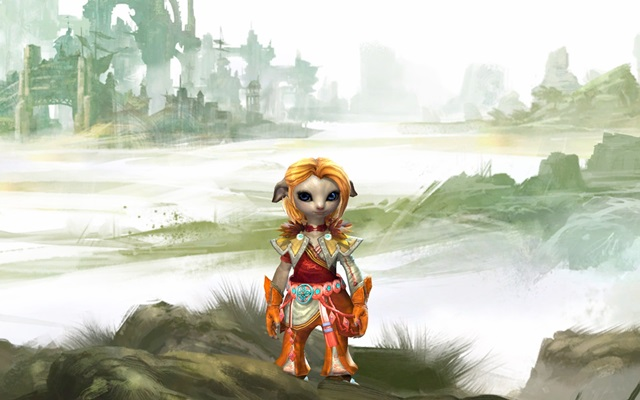 Asuka Ivy (Asura - Elementalist)