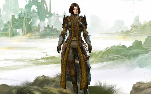 Asuka Evans (Norn - Engneer)