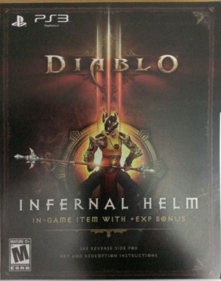 INFERNAL HELM