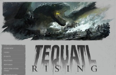 Tequatl Rising