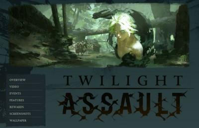Twilight assault