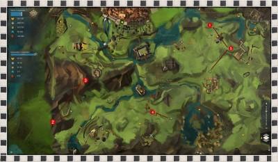 Zerg Map