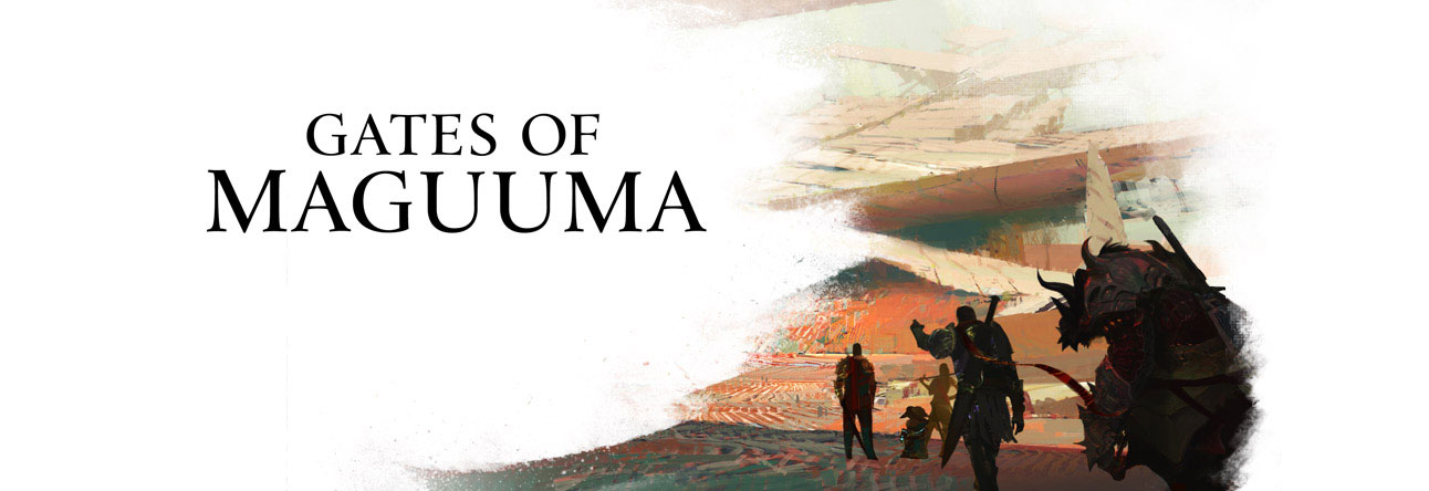 The Gate of Maguuma