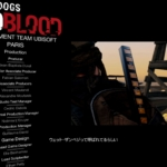 [WD] Bad Bloodストーリークリア