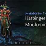 [GW2] Harbinger of Mordremoth Outfit 販売