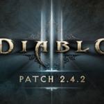 [D3RoS] パッチ2.4.2 アップデート