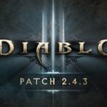 [Dia3] Patch 2.4.3 リリース